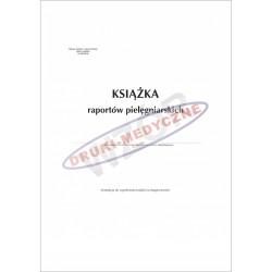 Księga Raportów Pielęgniarskich