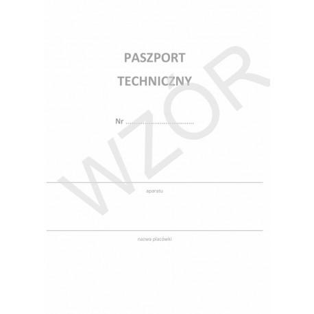 Paszport Techniczny