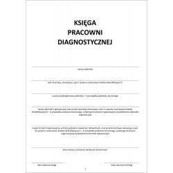 Księga pracowni diagnostycznej